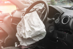 Car Accident Injuries Made Worse by Airbags - The Paris Firm